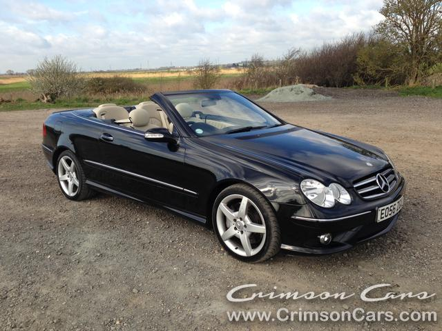 Used car dealer crimson cars 39 stock of used cars chelmsford for Mercedes benz clk350 price